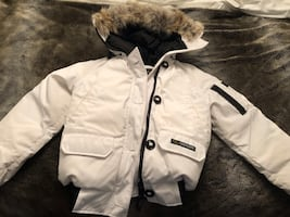 Canada Goose Chillawack bomber xs