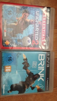 zwei Sony PS3 Game Cases Magdeburg, 39130