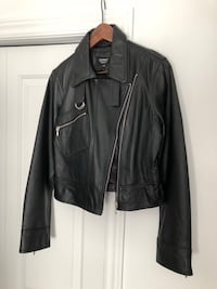 Women's jacket leather size: L Gatineau, J8V 0E7