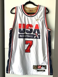 USA National Team Basketball Jersey (Nike)