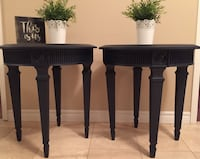Nightstands/End Tables x2 Whitby, L1N 8N8