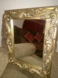 brown wooden framed wall mirror McAllen, 78503