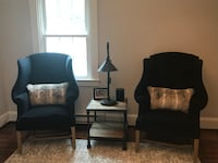 Restoration Hardware wingback chairs Towson, 21286