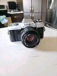 Minolta X-370 vintage camera, excellent condition Châteauguay, J6K 0B8