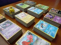 450 cartes Pokémon 778 km
