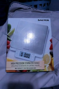 High precision scale