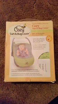 Baby sun and bug cover Sarnia, N7T 6Z6