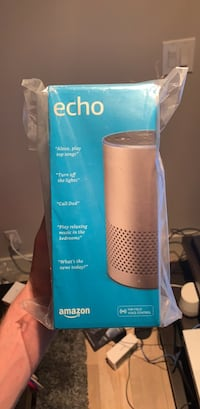 Amazon echo unopened Washington, 20002