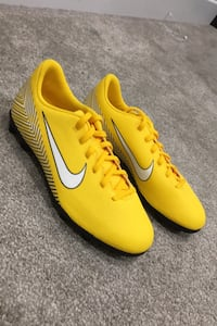 These are soccer shoes