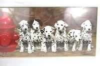 """DALMATIANS"" LITHOGRAPH Richmond"