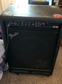 Fender bxr 300c bass amp Moreno Valley, 92557