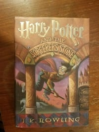 Harry Potter and the Scorcer's Stone  Providence, 02907