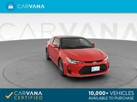 2015 *Scion* *tC* Hatchback Coupe 2D coupe Red Fort Myers