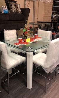 Dining set 5 pcs the $649 New $499.5