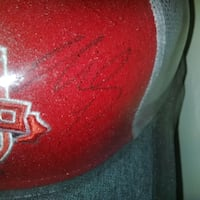Michael Bradley Signed TFC Hat with Holder (1) Mississauga, L5E 1L8