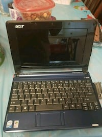 Acer One atom laptop