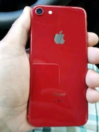 Unlocked iphone 8 64gb red Great Shape