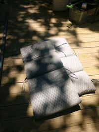 Outdoor chair cushions Conover