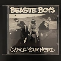 HIP HOP Beastie Boys check your head CD Toronto, M6M 5A7