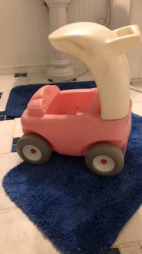 RARE. Vintage pink cozy coupe baby doll stroller Ramona, 92065