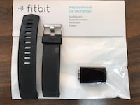 New replacement from Fitbit   Bands are used ( Small ) New York, 10036