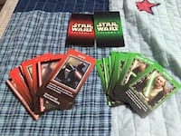 Star Wars Episode 1 cards (5 cents each card) Ottawa, K1V 2J6
