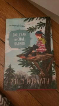 One year in coal harbor book by Polly Horvath