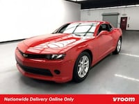 2015 Chevy Chevrolet Camaro Red Hot coupe New York