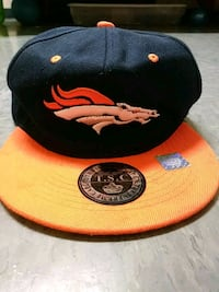 black and orange Denver Broncos hat  Kapolei, 96707