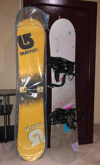 Complete Snowboarding Package!