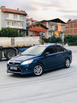 2008 Ford Focus 1.6 TDCI 110 luk 2147be5f-8c32-424d-9810-e3bf83574c30