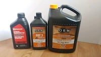 Coolant, ATF and brake fluid for Ford vehicles Halton Hills, L7G 3H7