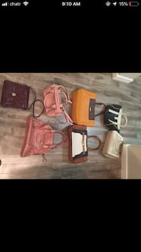 Bundle of purses 20$ for all