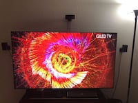"Samsung QLED TV 65"" Q7 Series. Like New barely used. Under Warranty till Apr 2019 Irvine"