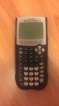TI 84 plus texas instruments graphing calculator Brampton, L6R