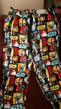Mens Brand new Star wars PJ'S London, N5Y 4L1
