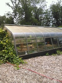 14 by 26 greenhouse great deal winters coming