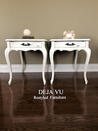 Shabby Chic French Provincal Side Tables Toronto