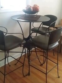 Table. Dining set