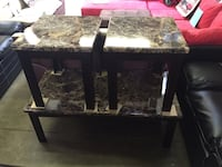 Brand new 3 Pcs coffee table set  诺克洛斯, 30071