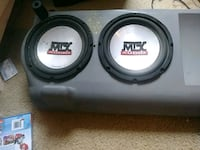 Mtx thunder audio Manassas, 20110
