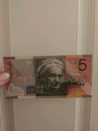 5 dollars austrailian money Riverside, 92509
