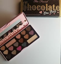 Too Faced Chocolate eyeshadow palette Mesa, 85210
