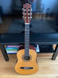 Traditional guitar