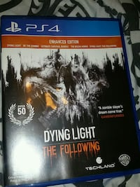 Dying light (the following) Westminster, 29693