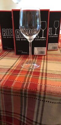 Riedel Wine Glasses - 6 total $24 Ashburn, 20147