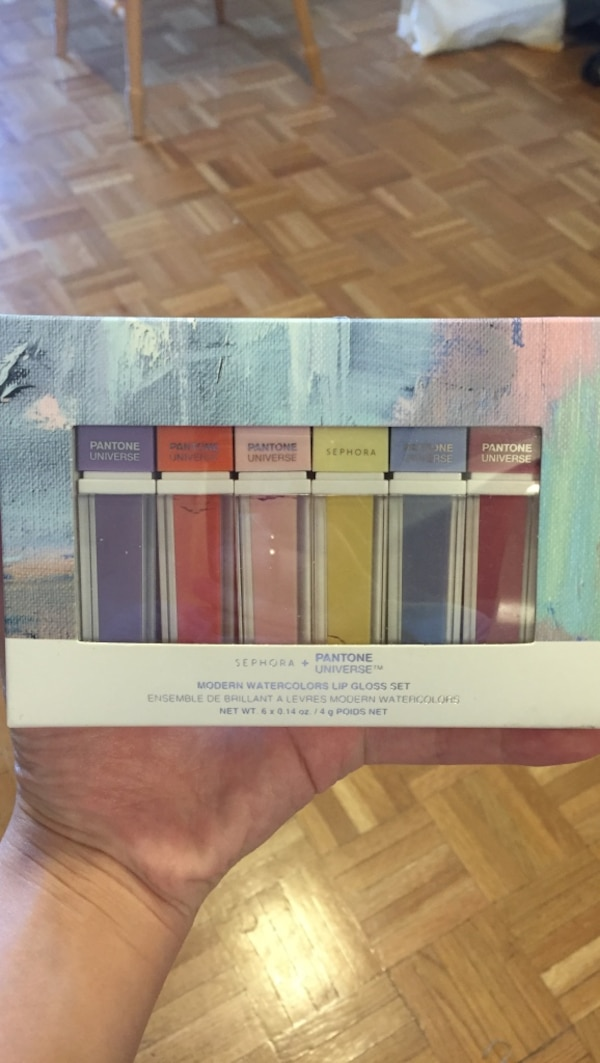 Pantone universe watercolor set