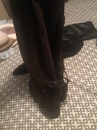 Zara and Aldo boots for sale  Montréal, H1H 2N3