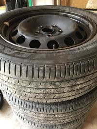 Tires 4 All seasons with Rims 205 55 R 16 Pickering, L1V 4Z7