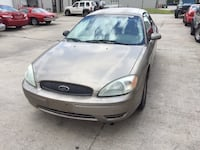 2004 FORD TAURUS  Houston